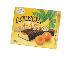 Banana Plus Marille150g